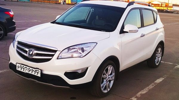 Changan-CS35-compact-SUV