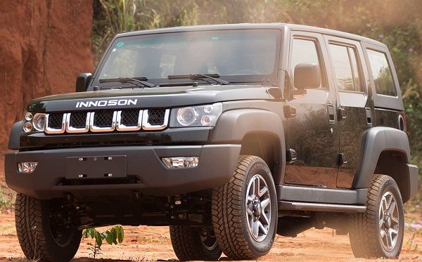 Innoson-G40-compact-SUV