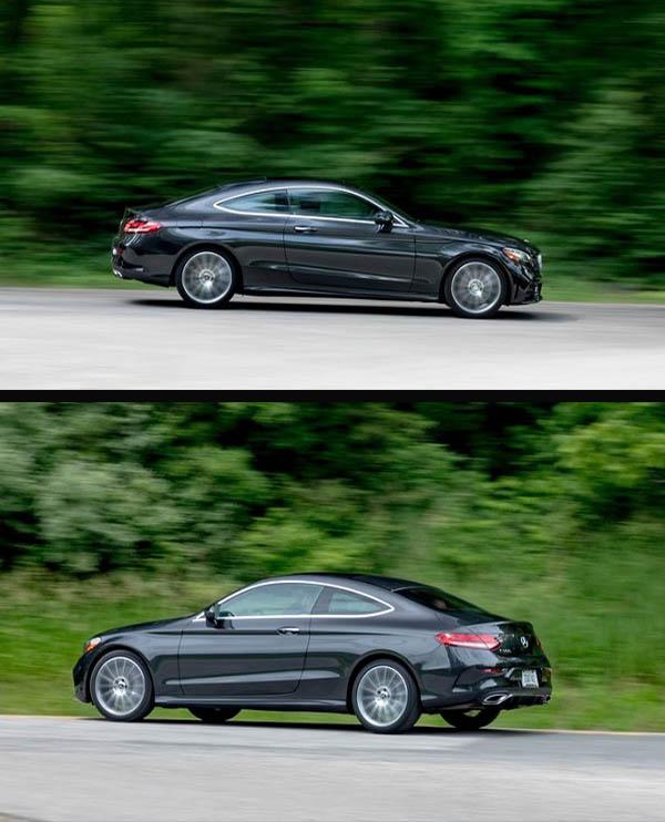 2019-Mercedes-Benz-C300-Coupe-has-good-fuel-economy