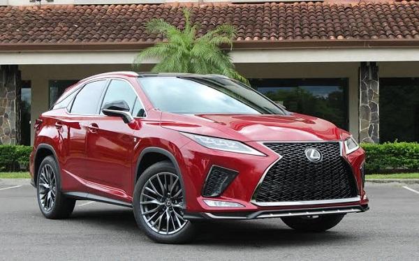Lexus-car