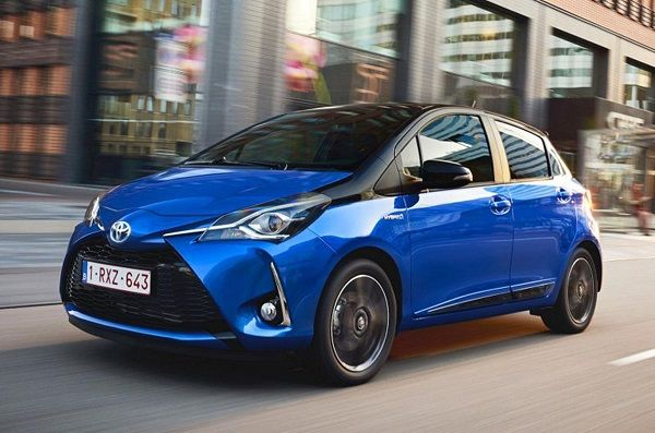 2019-Toyota-Yaris