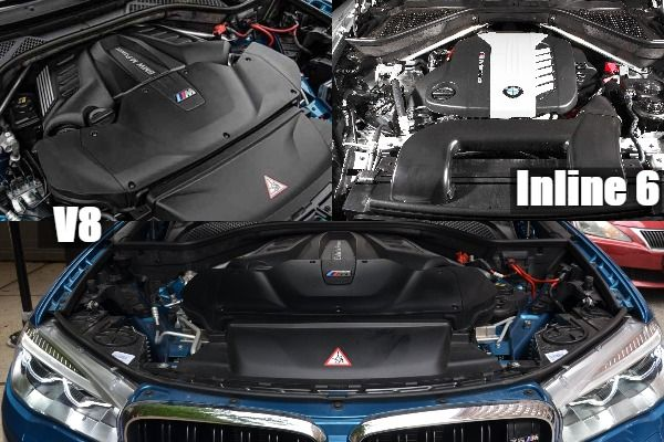 Two-different-engines-of-the-BMW-X6