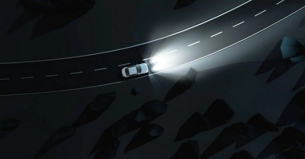 mercedes-led-intelligent-light-system