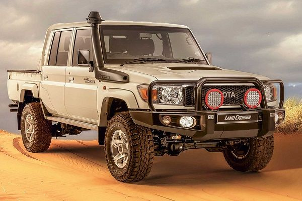 Toyota unveils 2020 Land Cruiser Namib for South African ...
