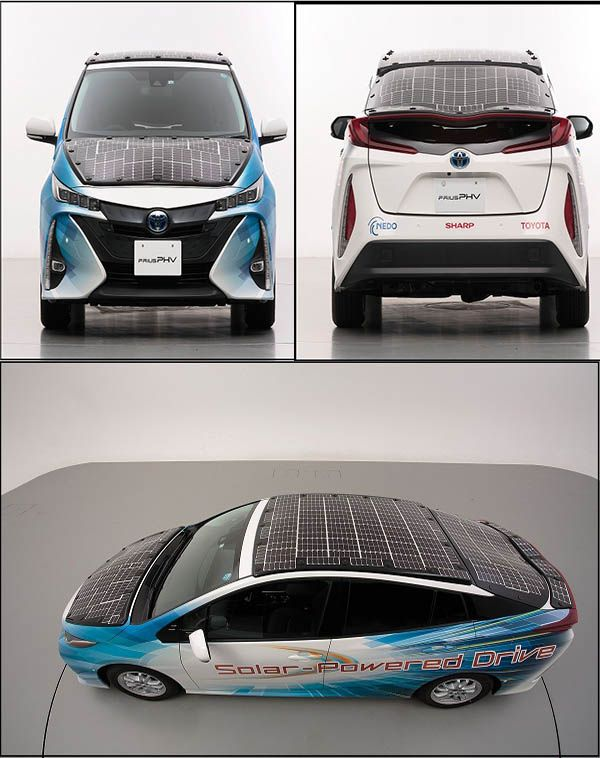 Full-view-of-Solar-powered-Toyota-Prius-PHV