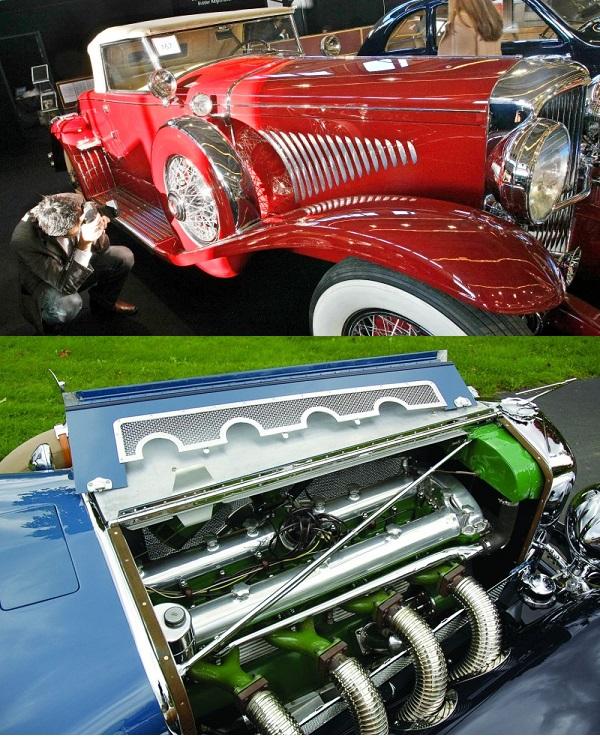 Duesenberg-Straight-8-engine