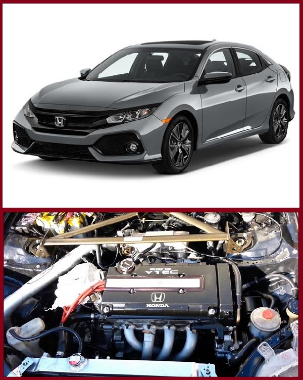 Honda-B-series-and-Honda-civic