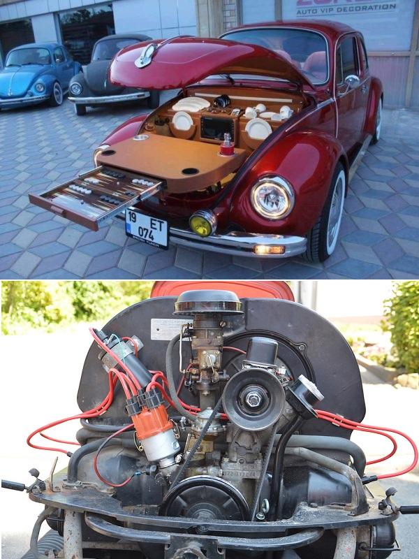 Volkswagen-Flat-4-with-the-Beetle