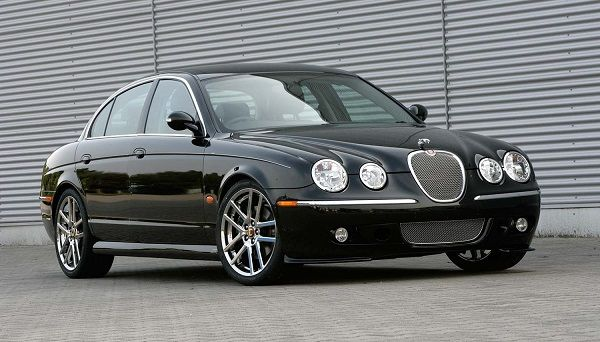 Jaguar-S-type