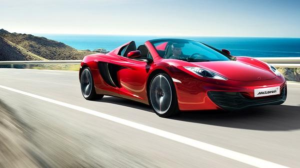 McLaren-12c