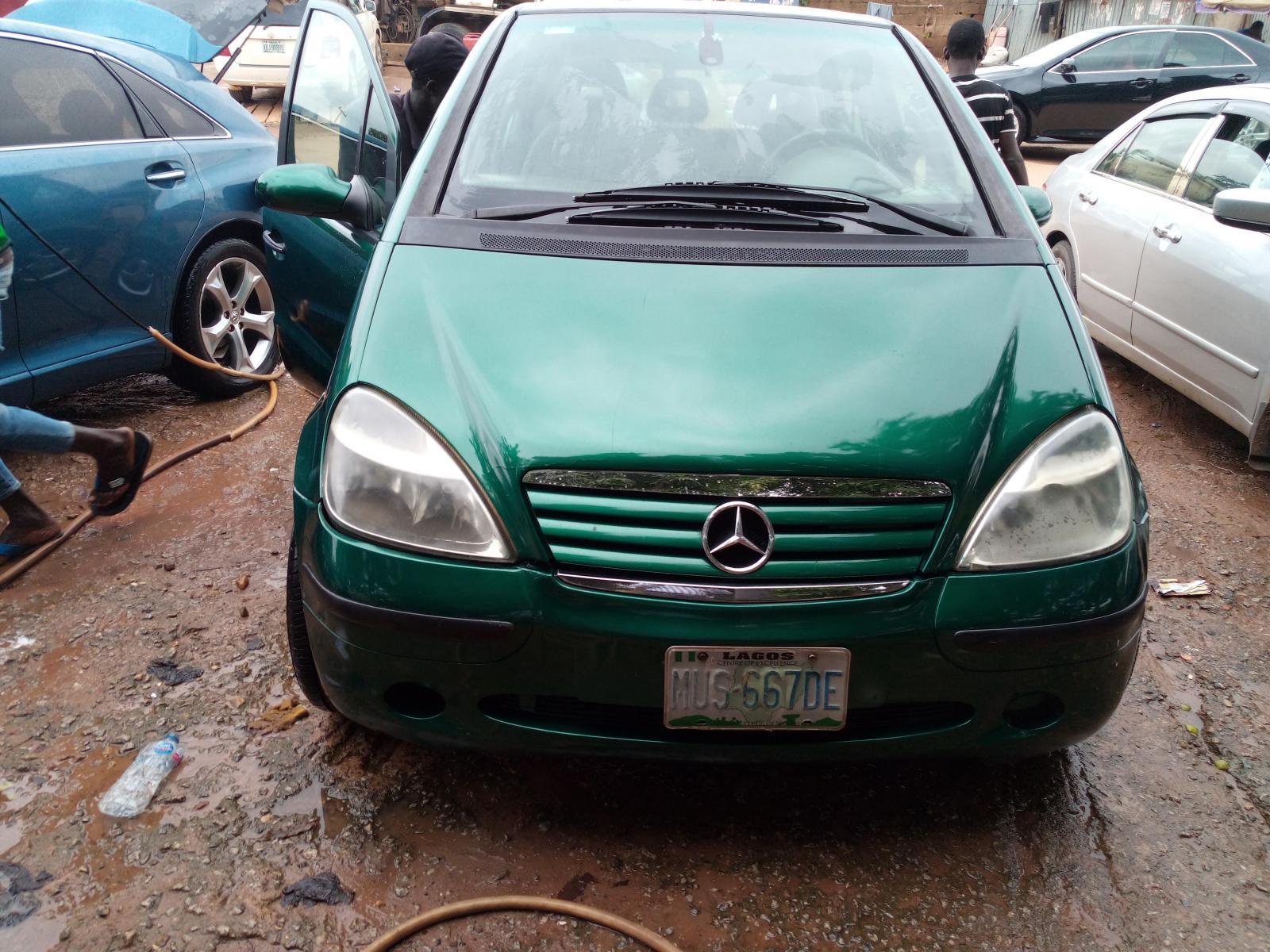Used Mercedes Benz | Nigeria A 180 Class 2001 Model | Naijauto