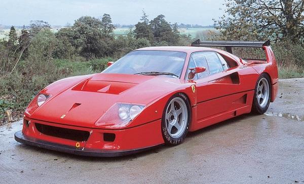 1989-Ferrari-F40-LM-Sportscar