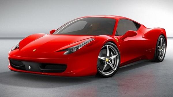 2009-Ferrari-458-Italia-Sports-car
