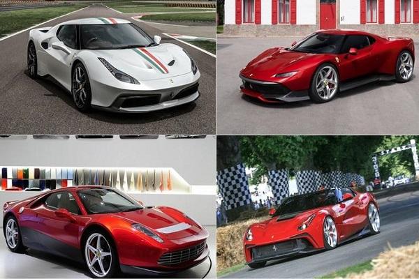 Ferrari-sports-cars