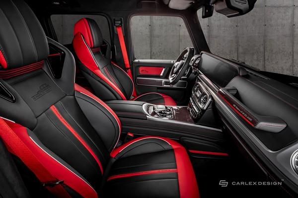 Mercedes-benz-g-class-by-carlex-seats