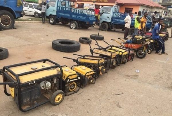 generators-in-Nigeria