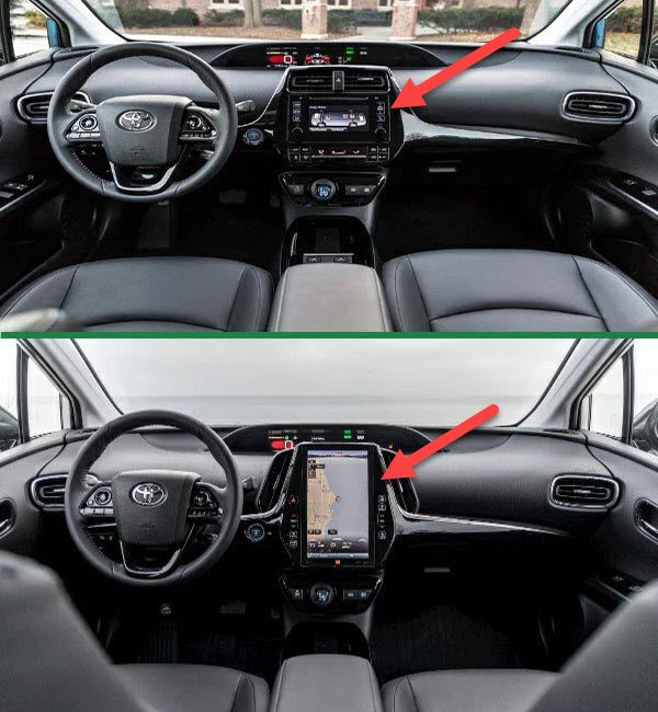 Interior-of-the-2020-Toyota-Prius-hybrid-car