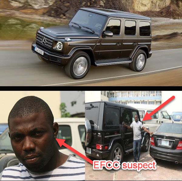 Lagos-Yahoo-boy-caught-with-Mercedes-Benz-G-wagon-SUV