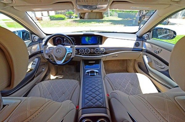 2018-mercedes-maybach-s650-dashboard