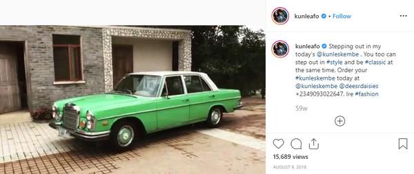 kunle-classic-car