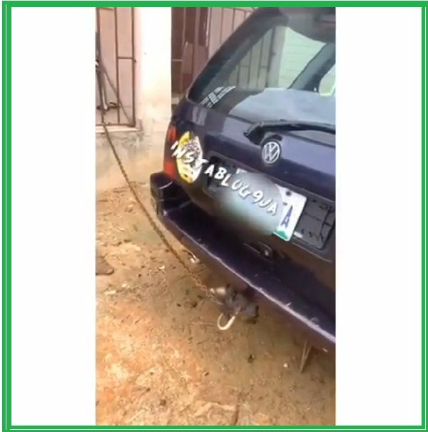 car-chained-like-dog-in-warri