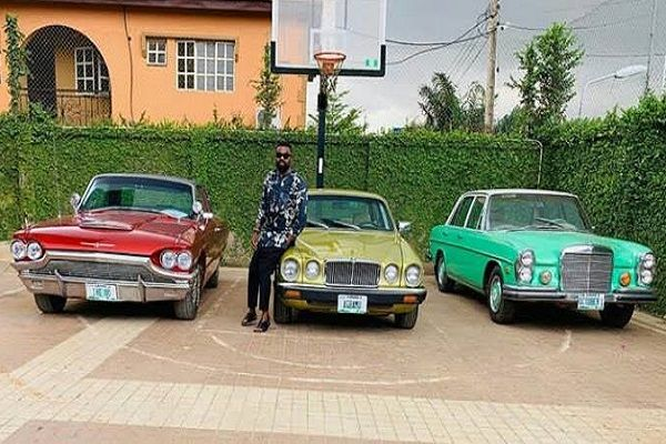Kunle-Afolayan-and-his-vintage-cars