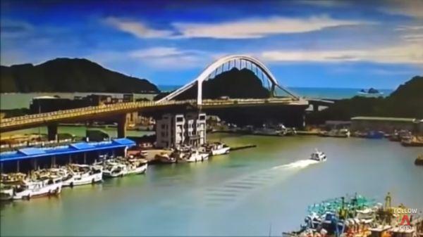 taiwan bridge collapse 1
