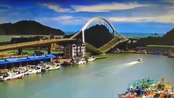 taiwan bridge collapse 2