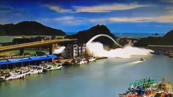 taiwan bridge collapse 3