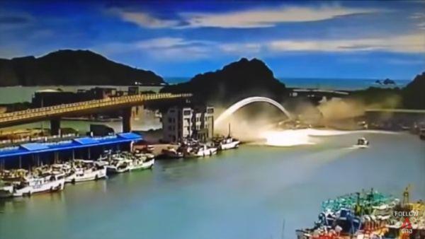 taiwan bridge collapse 4