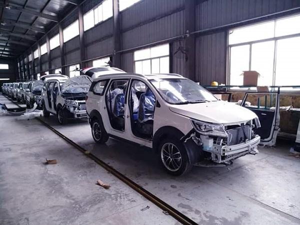 SUVs-undergoing-installation