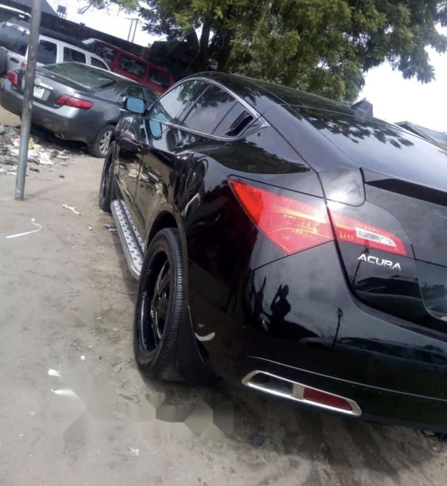 Very Clean Nigerian Used 2012 Acura ZDX