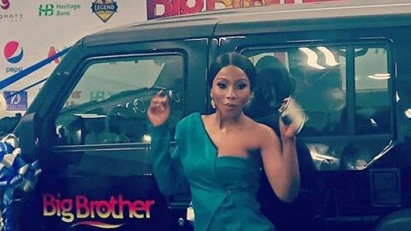 mercy-with-her-innoson-suv