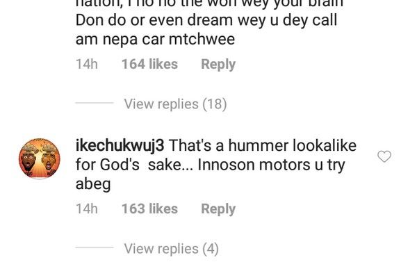 twitter-users-reply-to-tunde-ednuts-tweets-criticizing-mercys-innoson-car