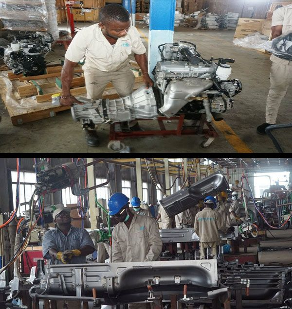 Engineers-working-at-Innoson-car-manufacturing-plant