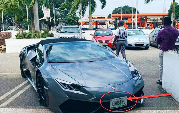 Lamborghini-stolen-from-Switzerland-found-in-Ghana-with-Lagos-number