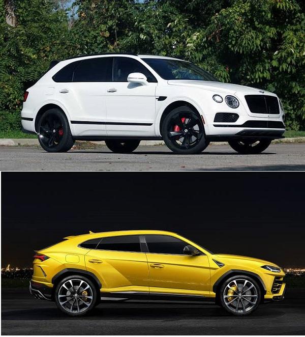 2019-Bentley-Bentayga-and-2019-Lamborghini-Urus