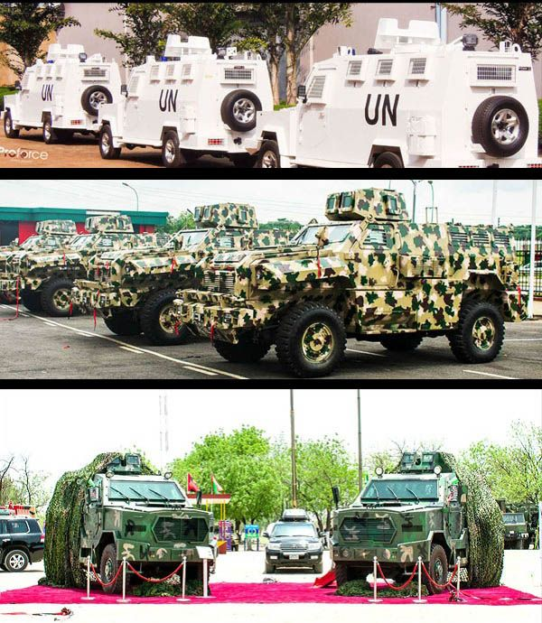 PROFORCE-armoured-vehicles-United-Nations