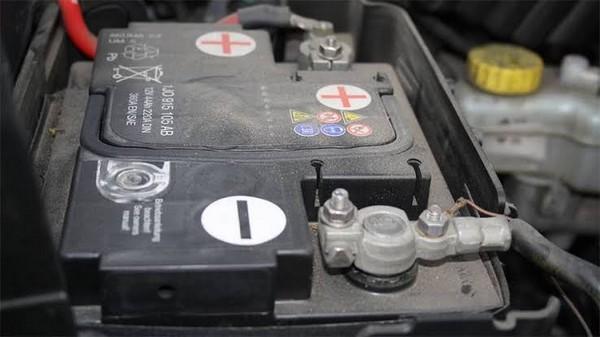 A-car-battery