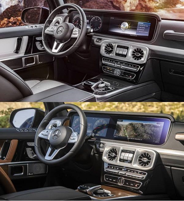 Cockpit-of-G-wagon-w463-and-w464