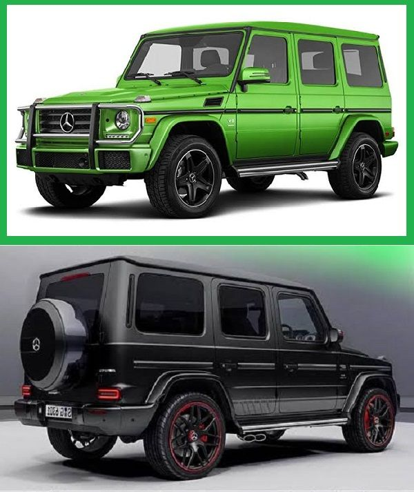 W463-and-W464-G-wagons