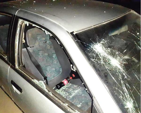 damaged-car-by-drunken-policeman