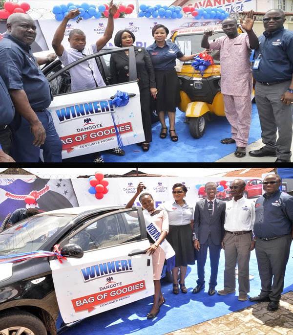 Car-winners-of-Dangote-Cement-Bag-of-Goodies-Promo