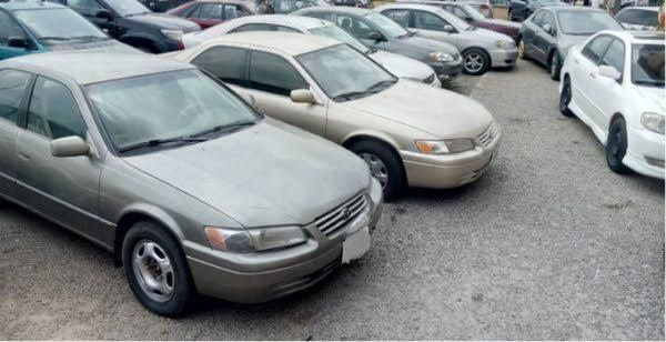 Recovered-stolen-cars-in-Abuja