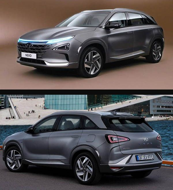 Hydrogen-powered-Hyundai-Nexo-Crossover-SUV