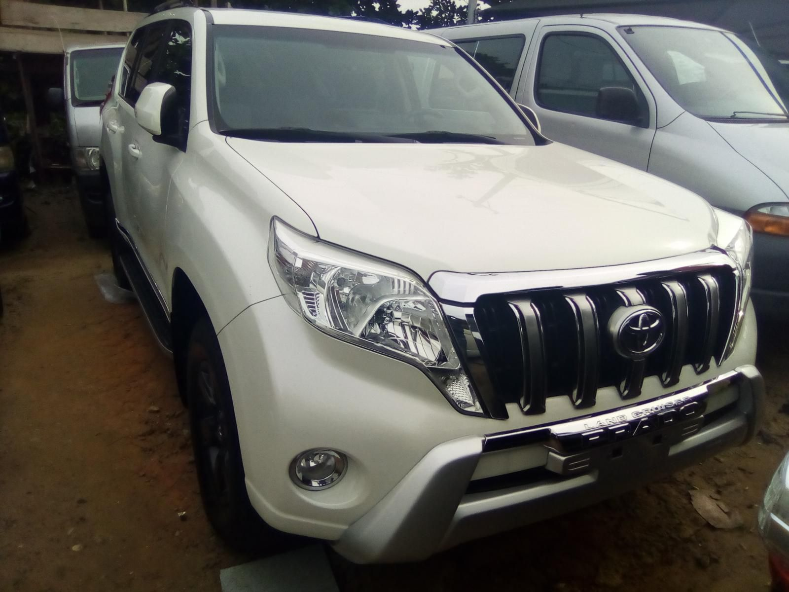 Foreign Used 2014 Model White