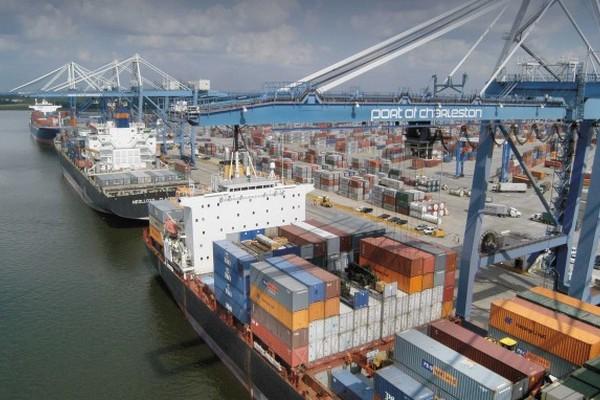 Nigerian-seaport
