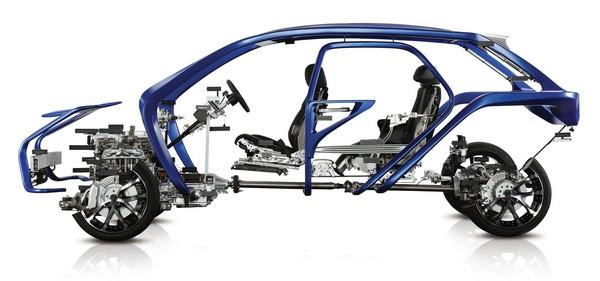 A-car-chasis