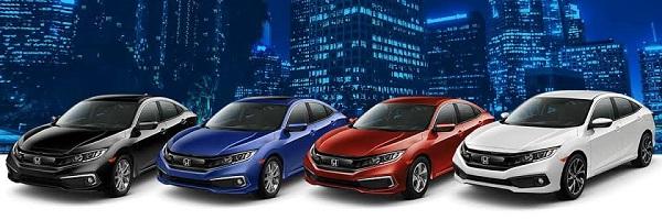 Honda-models