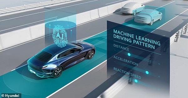 image-of-Hyundai-new-cruise-control-mimicking-distance